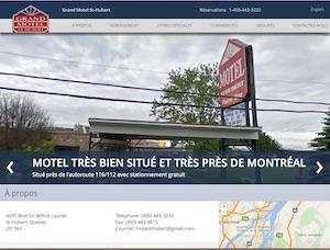 Grand Motel St-Hubert - Montérégie, Longueuil (Saint-Hubert)