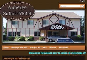Auberge Safari-Motel - Mauricie, Shawinigan (Shawinigan-Sud)