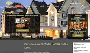 Le St-Martin Hôtel et Suites - Laval, Laval