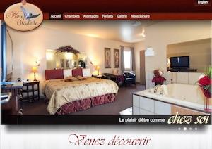 Hôte / Motel Citadelle - Capitale-Nationale, Ville de Québec (V)