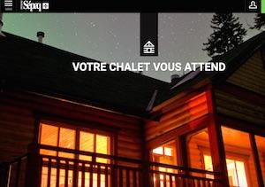 Chalets Lac-Cascapédia et Petit-Saut (Sépaq) - Gaspésie, Sainte-Anne-des-Monts