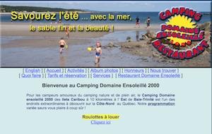 Domaine Ensoleillé 2000 - Côte-Nord / Manicouagan, Baie-Trinité