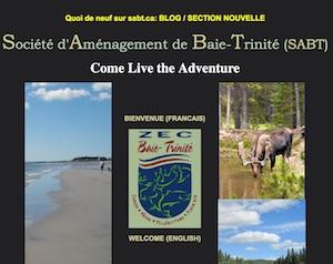 Camping de la Baie - Côte-Nord / Manicouagan, Baie-Trinité