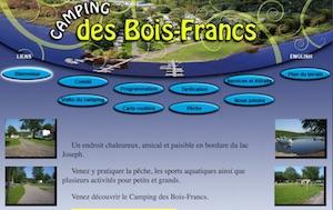 Camping des Bois-Francs - -Centre-du-Québec-, Saint-Pierre-Baptiste