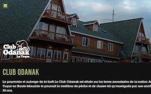 Auberge du Club Odanak - Mauricie, La Tuque