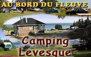 Camping Lévesque - Charlevoix, Saint-Siméon