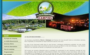 Camping La Vallée Beauceronne - Chaudière-Appalaches, Saint-Benoît-Labre (Beauce)