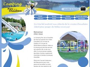 Camping Parc de la Chaudière - Chaudière-Appalaches, Scott-Jonction (Beauce)