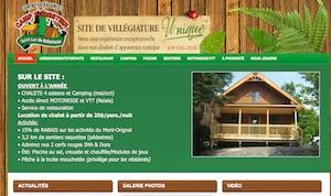Camp Forestier de Saint-Luc - Chaudière-Appalaches, Saint-Luc-de-Bellechasse (Les Etchemins)