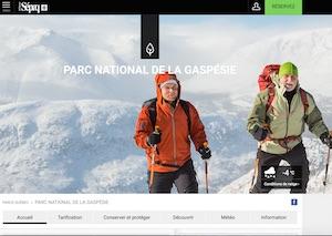 Camping Parc national de la Gaspésie (Sépaq) - Gaspésie, Sainte-Anne-des-Monts
