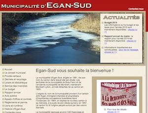Municipalité d'Egan-Sud - Outaouais, Egan-Sud