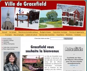 Ville de Gracefield - Outaouais, Gracefield