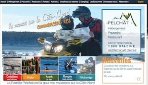 Pourvoirie chez Pelchat - Côte-Nord / Manicouagan, Les Escoumins