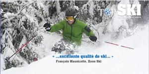 Mont Grand-Fonds - Charlevoix, La  Malbaie