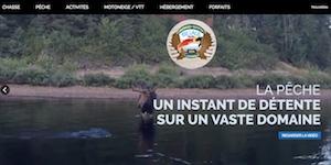 Pourvoirie Auberge  des 100 Lacs - Laurentides, Nominingue
