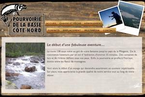Pourvoirie de La Basse-Côte-Nord - Lanaudière, Saint-Calixte
