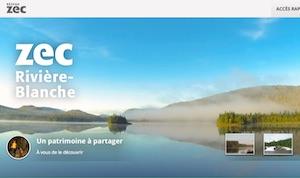 Zec Rivière Blanche - Capitale-Nationale, Ville de Québec (V)