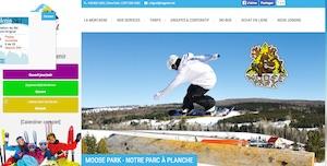 Ski Mont Orignal (Station de) - Chaudière-Appalaches, Municipalité Lac-Etchemin (Bellechasse)