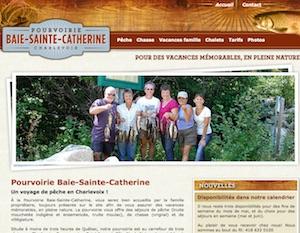 Pourvoirie Baie-Sainte-Catherine - -Centre-du-Québec-, Inverness