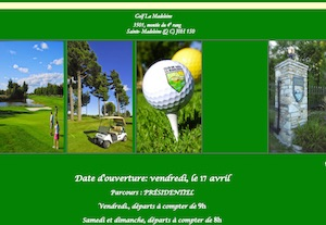 Club de Golf de la Madeleine - Montérégie, Sainte-Madeleine