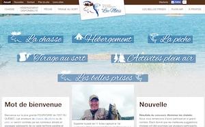 Pourvoirie de la Seigneurie du lac Métis - Bas-Saint-Laurent, Saint-Charles-Garnier