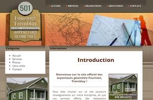 Arpenteurs Fournier Tremblay - Estrie / Canton de l'est, Cowansville