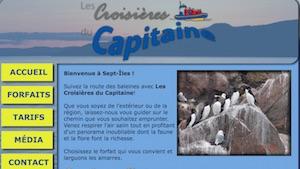 Les Croisières du Capitaine - Côte-Nord / Duplessis, Sept-Îles