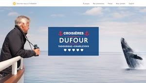Croisières Groupe Dufour - Côte-Nord / Manicouagan, Tadoussac