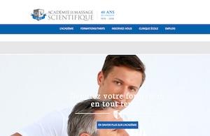 Académie de Massage Scientifique - Estrie / Canton de l'est, Sherbrooke