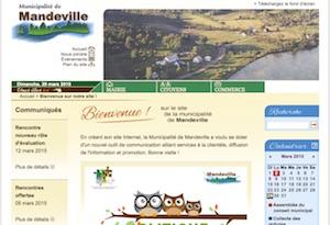 Municipalité de Mandeville - Lanaudière, Saint-Charles-de-Mandeville