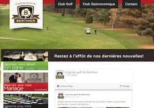 Club de Golf de Berthier - Lanaudière, Berthierville