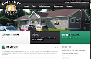 Club de Golf de Crabtree - Lanaudière, Crabtree