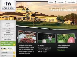 Club de Golf Montcalm - Lanaudière, Saint-Liguori
