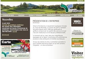 Centre de Golf le Versant - Lanaudière, Terrebonne