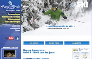 Parc Régional du Mont Grand-Fonds - Charlevoix, La  Malbaie