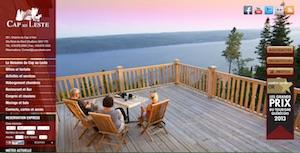 Domaine du Cap au Leste - Saguenay-Lac-Saint-Jean, Sainte-Rose-du-Nord (Saguenay)