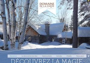 Domaine de la Chute - Saguenay-Lac-Saint-Jean, Saint-Honoré (Lac-St-Jean)