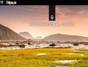 Parc National du Bic (Sépaq) - Bas-Saint-Laurent, Rimouski