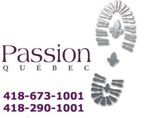 Passion Québec - Saguenay-Lac-Saint-Jean, Saguenay (Saguenay) (V) (Chicoutimi)