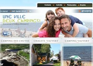Centre Touristique Vauvert - Saguenay-Lac-Saint-Jean, Dolbeau-Mistassini (Lac-St-Jean)