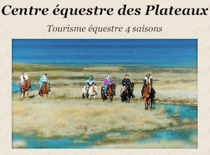 Centre Équestre des Plateaux - Saguenay-Lac-Saint-Jean, L'Anse St-Jean (Saguenay)