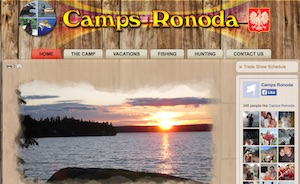 Camps Ronoda enr. - Abitibi-Témiscamingue, Rémigny