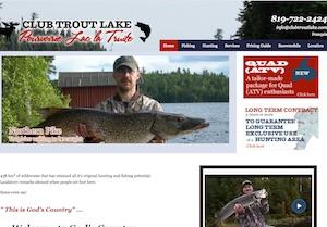Pourvoirie Lac la Truite - Abitibi-Témiscamingue, Belleterre