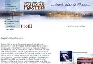 Domaine chasse et pêche Gaudias Foster - Charlevoix, Saint-Siméon