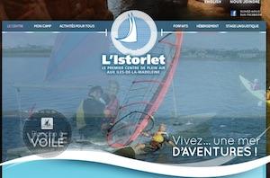 Centre Nautique De L'Istorlet - Îles-de-la-Madeleine, Havre-Aubert