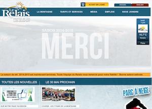Centre de ski Le Relais - Capitale-Nationale, Lac-Beauport