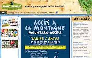 Centre de ski Mont Rigaud - Montérégie, Rigaud