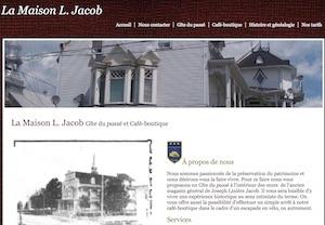 Gîte Maison L. Jacob - Estrie / Canton de l'est, Saint-Sébastien-de-Frontenac