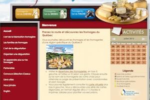 La Route des fromages fins du Québec - Montréal, Montréal