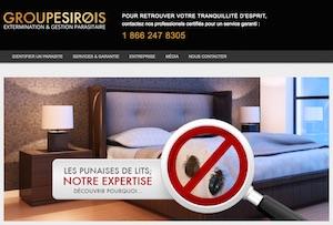 Extermination Sirois - Côte-Nord / Manicouagan, Tadoussac
